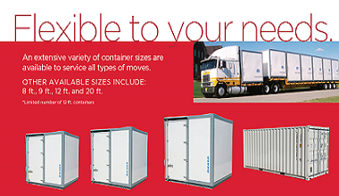 Flexible Move - Flexible Move - Moving Containers, Container